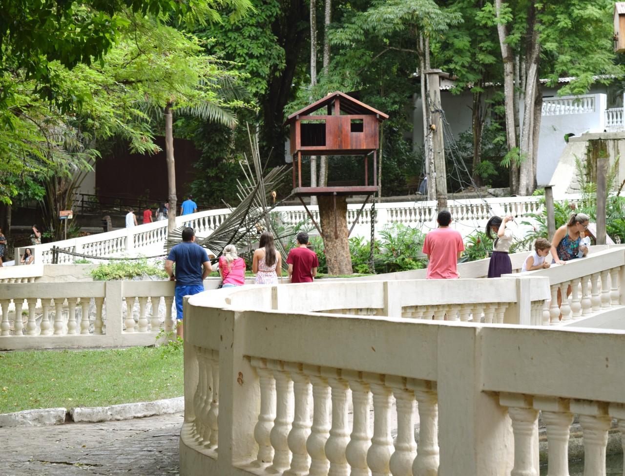bica - Parque da Bica reabre nesta quinta-feira (15) com novos protocolos de funcionamento