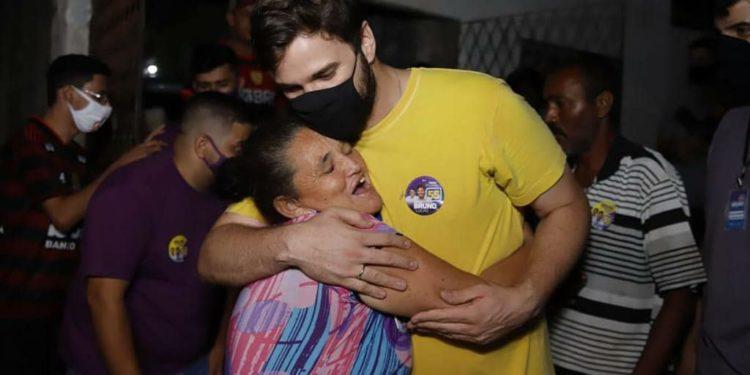 """brunocunhalima 122920608 700096547301949 950701308495790689 n 750x375 1 - Em campanha, Bruno Cunha Lima se emociona com receptividade nos bairros em Campina Grande: """"Nosso time são as pessoas"""""""