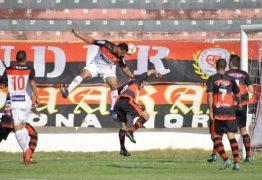 Após derrota, treinador do Campinense manda recado para Ibiapino e quer recuperação no domingo
