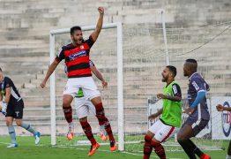 Campinense vence Atlético de Cajazeiras e volta para o G-4 da Série D do Brasileirão
