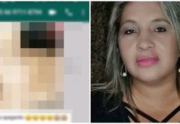 MANDOU NUDES: Candidata à vereadora exibe foto pelada em grupo de Whatsapp e pede votos