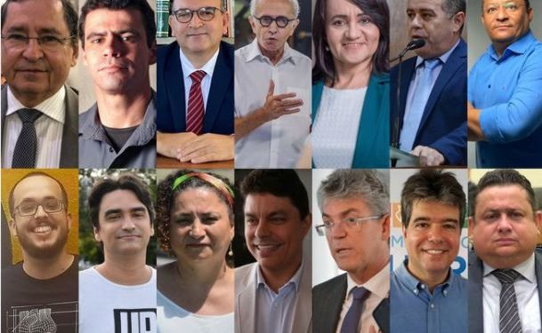 candidatos à PMJP 609x375 1 - A menos de 30 dias das eleições, candidatos à PMJP intensificam contato com o eleitorado; confira a agenda para esta sexta-feira