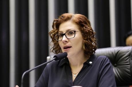carla zambelli - Deputada propõe exame toxicológico no Congresso em parlamentares