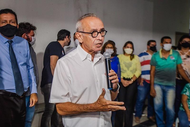 cicero lucena - Cicero apresenta plano para construção de 11 mil casas, reforma e regularização fundiária