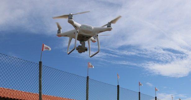 cropped Drones serao usados pela PF - Drones serão usados para flagrar crimes como boca de urna nas eleições deste ano