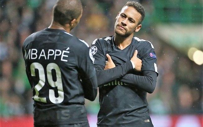d0yjdax52e4m590rn7kwkn9ur - Ex-PSG critica Mbappé por estar tentando 'imitar' Neymar