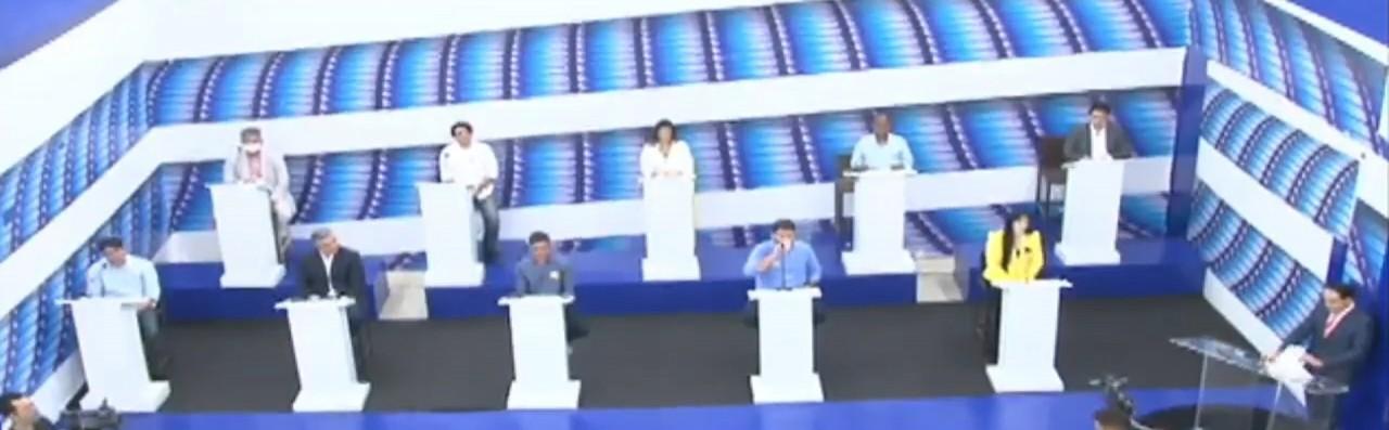 debate vices - TV Master realiza debate com candidatos a vice-prefeito de João Pessoa - VEJA VÍDEO