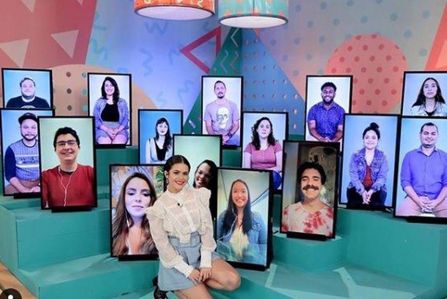 despedida maisa - Em programa de despedida do SBT, Maisa ganha homenagem de famosos