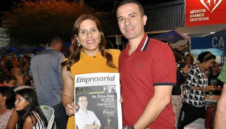 dr erico mulher - DIÁRIO OFICIAL: Mulher de Dr. Érico é exonerada do Estado - LEIA DOCUMENTO