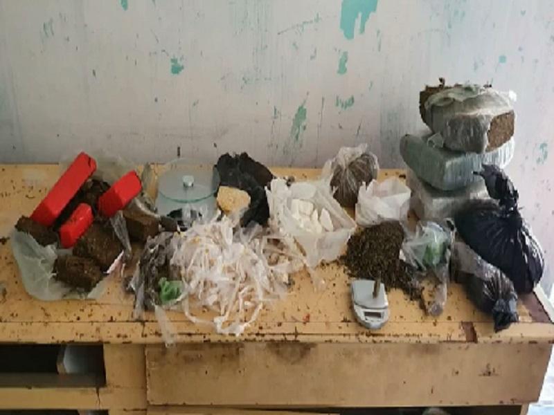 drogas em cg - Polícia apreende droga escondida em residência em Campina Grande