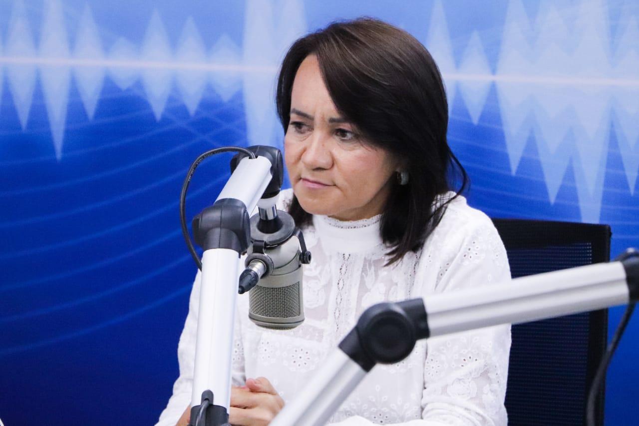 edilma freire 1 - Edilma diz que fará avaliação para decidir se aproveita auxiliares de Cartaxo, e faz críticas a ex-prefeitos de JP