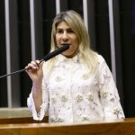"""edna henrique camara federal 150x150 - Edna Henrique avalia não disputar reeleição para deputada federal em 2022, revela filho: """"Ainda está em luto"""""""
