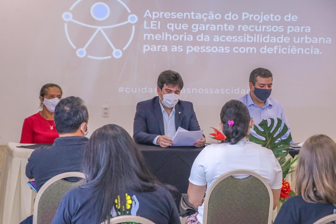 edu - Eduardo destaca que Polo Turístico do Cabo Branco trará para Paraíba referência turismo, emprego e renda sustentáveis