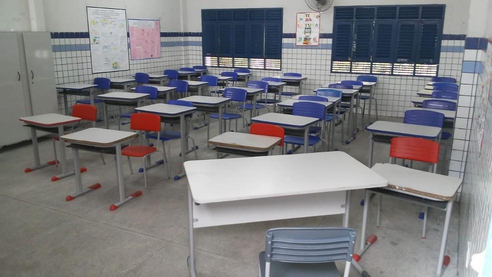 escola jp 2 - Aulas presenciais do ensino médio são retomadas em João Pessoa