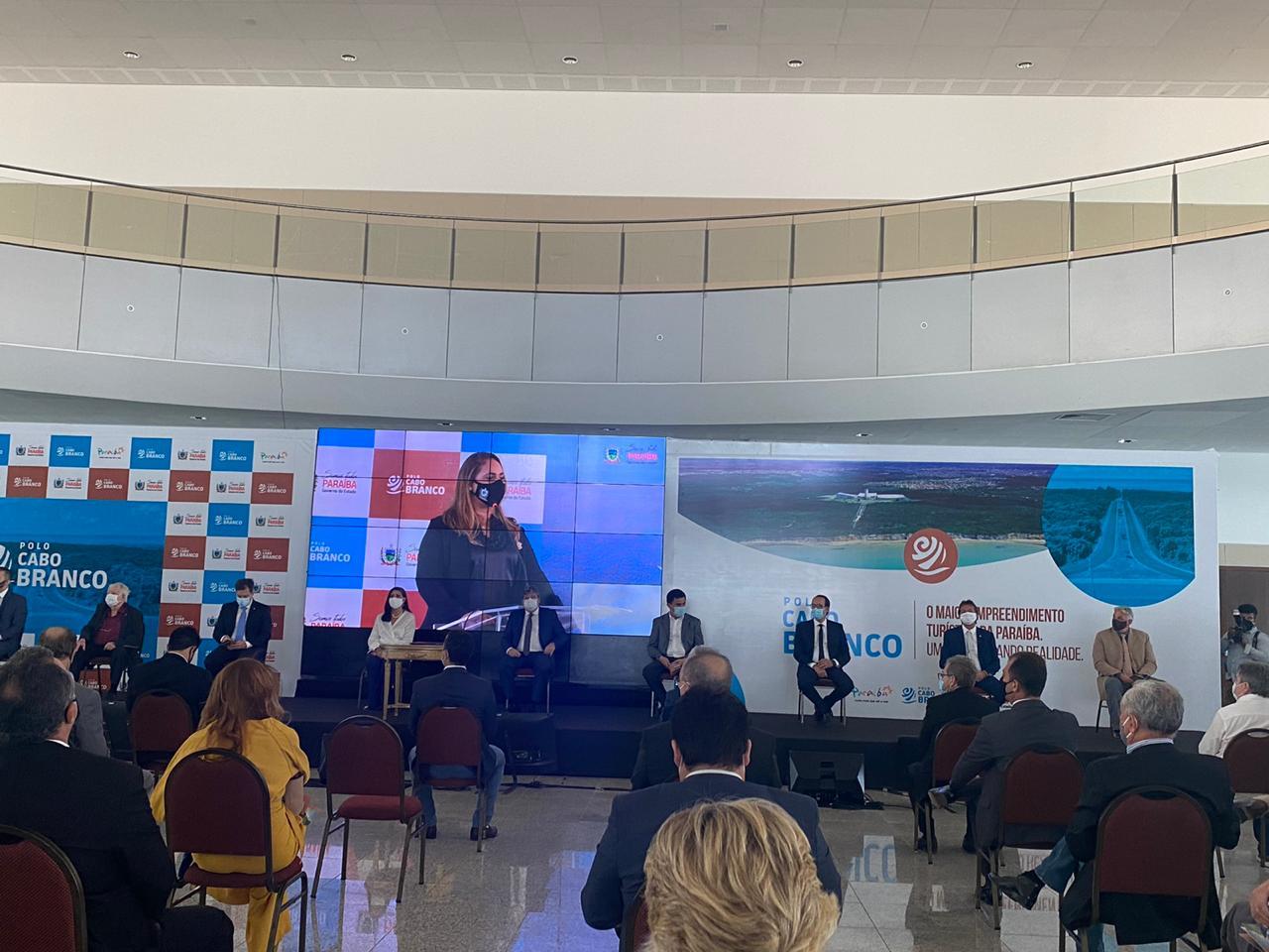 famup - Famup destaca que Polo Turístico do Cabo Branco contribuirá para o desenvolvimento econômico de todos os municípios paraibanos