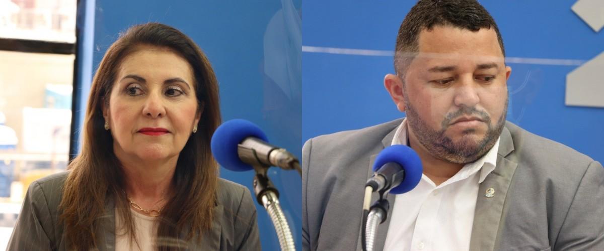 final 1603904236 - DEBATE BAYEUX NA ARAPUAN: Nadja critica acusações entre candidatos, e Inaldo denuncia campanha com uso do dinheiro público