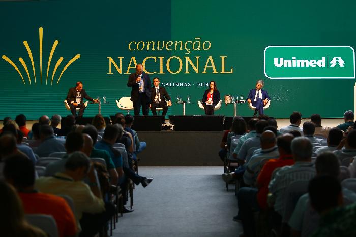foto8 - Investimentos em segurança da informação e novos paradigmas tecnológicos são temas de debate do 2º dia da Convenção Nacional Unimed 2020