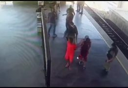 Homens são presos em flagrante por tráfico de maconha dentro de estação do metrô