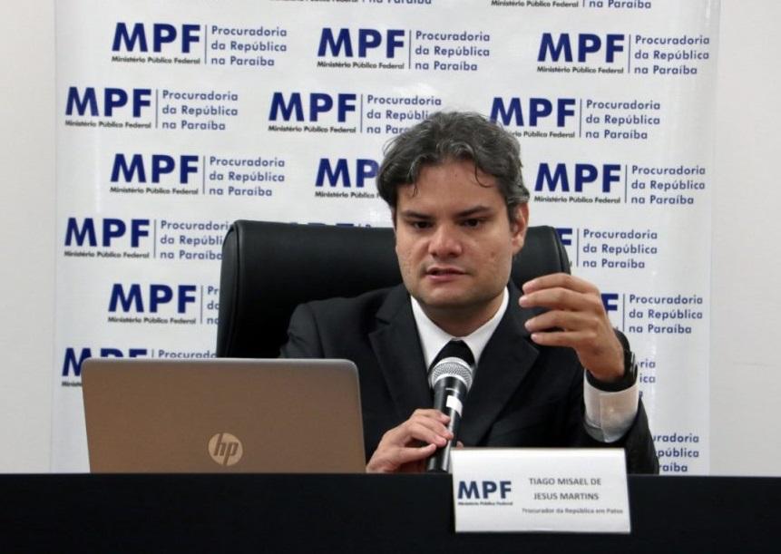 gaeco - Coordenador do Gaeco/MPF, na Paraíba, é indicado para atuar na Lava Jato do Rio de Janeiro