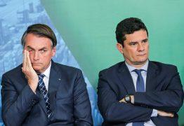 Bolsonaro afirma que colabora contra corrupção ao não escolher ministro por apadrinhamento e alfineta Moro