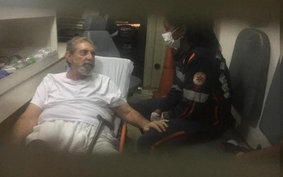 joao 4 22 03 19 - João de Deus é internado após sentir fortes dores no peito e fadiga, diz advogado