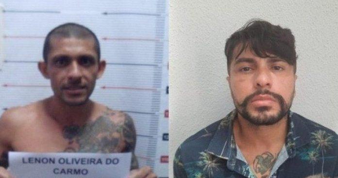 lenon e1603122199420 - Bandido faz plásticas, muda feições e troca de nome para despistar polícia
