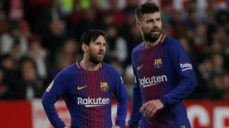 messi - Elenco do Barcelona não aceita redução salarial e comunica diretoria; clima entre Messi e Piqué também não é bom