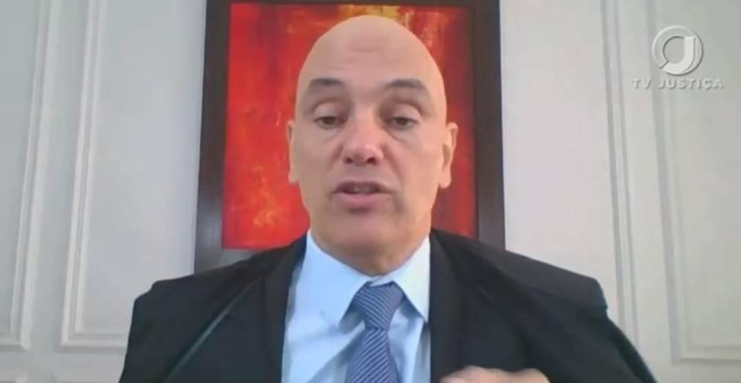 moraes - Maioria do STF vota por manter prisão de André do Rap, julgamento retorna nessa quinta-feira (15)