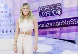 Lívia Andrade lamenta não ter se despedido de Silvio Santos em sua saída do SBT