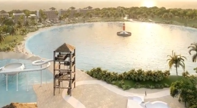 parque aquatico 01 1 - Polo Turístico Cabo Branco: hotéis e resorts vão investir R$ 500 mi e gerar dez mil empregos na PB