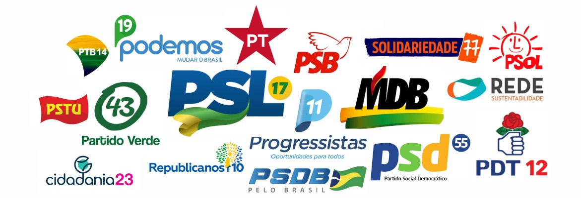 partidos - FUNDO ELEITORAL: Partidos declaram à Justiça Eleitoral ter recebido mais de R$ 26 milhões para campanha na Paraíba