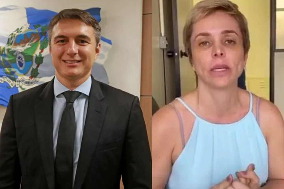 pedrocris - Justiça manda soltar Pedro Fernandes e Cristiane Brasil