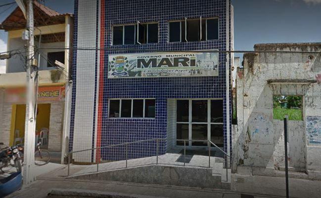 prefeitura mari - PANDEMIA E ELEIÇÕES: concurso de prefeitura paraibana é suspenso após determinação do MPPB
