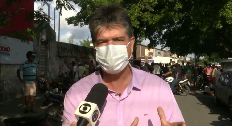racismo - Ruy Carneiro promete retomar obras paralisadas em João Pessoa