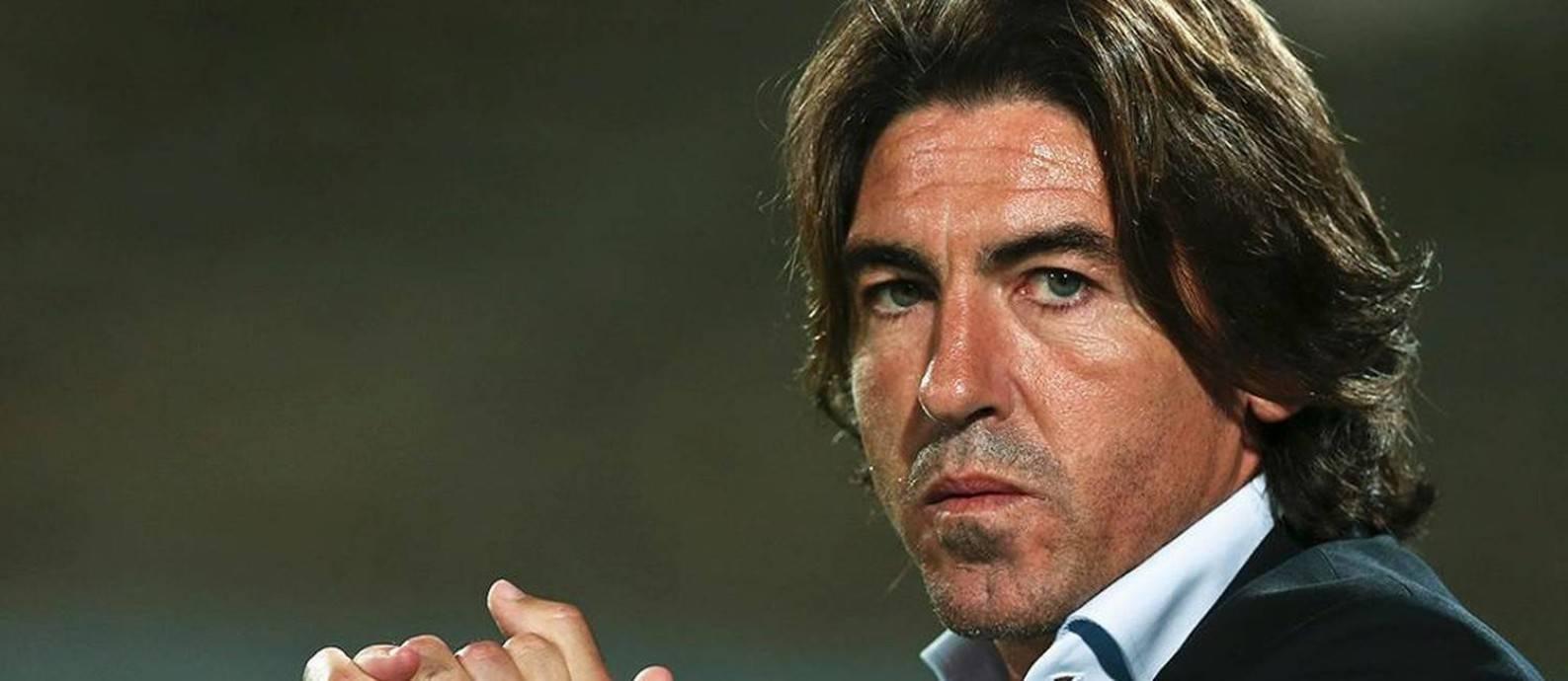 ricardo sa pinto - Vasco anuncia a contratação do técnico português Ricardo Sá Pinto