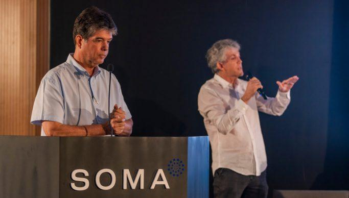 ruy e ricardo - Ruy Carneiro envia ao GAECO representação criminal contra ameaças de Ricardo Coutinho
