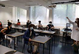 Secretário confirma inquérito sorológico para retorno de aulas presenciais em escolas da Paraíba