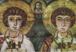 Pesquisador descobre dois santos católicos que podem ter sido um casal gay na antiguidade