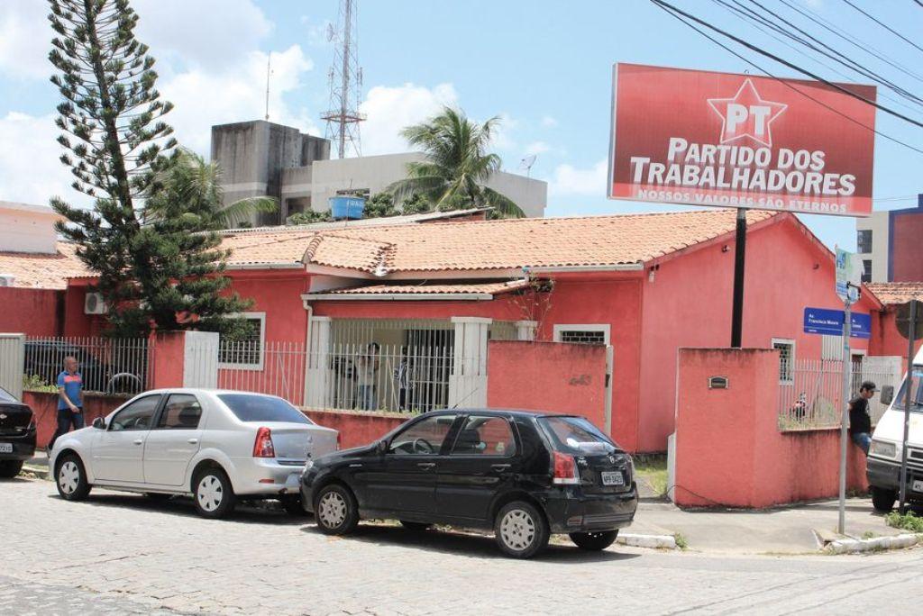 sede pt joao pessoa - PT anuncia comissão interventora no diretório municipal de João Pessoa - VEJA NOMES