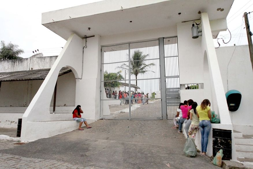 serrotao - Transferido para o Serrotão, suspeito de assassinar ex-namorada em Boqueirão tem prisão convertida em preventiva
