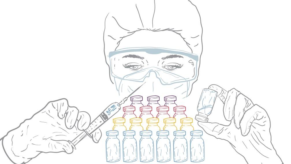 tmp 1603645153655 - Brasil tem 11 candidatas a vacina nacional contra Covid, todas em fase inicial