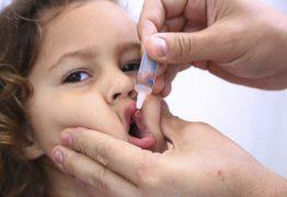 Paraíba prorroga a Campanha de Multivacinação e de Vacinação contra a Poliomielite