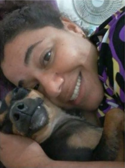 vitima campo mourao 696x589 1 e1602706511377 - Homem denunciado por maus-tratos contra animais, mata vizinha que o denunciou