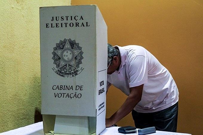 12112020 Voto na urna - ALERTA: É crime comparecer à votação com sintomas de covid-19 afirma TRE-PB
