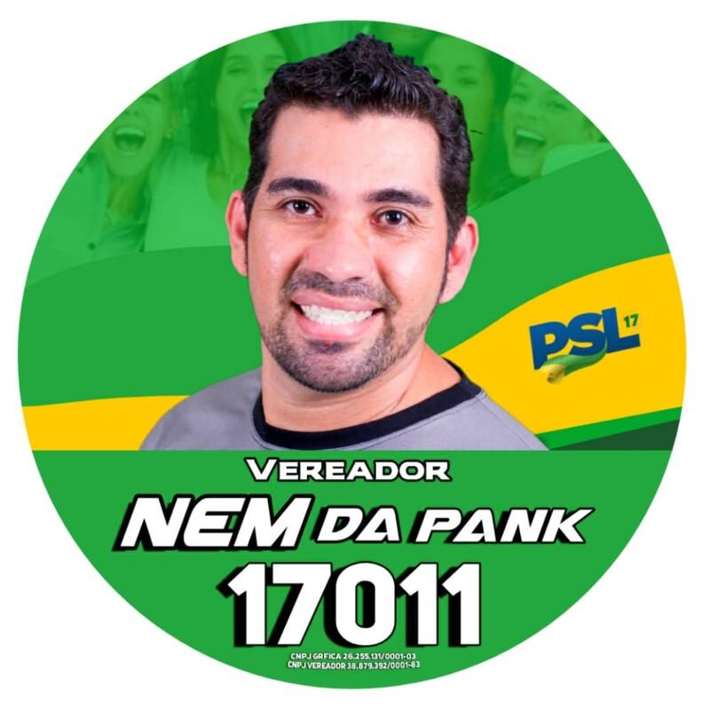 123436275 155390506315416 2134060811048250799 o 00089774 0 - Candidato a vereador do Rio de Janeiro foi preso em operação contra tráfico