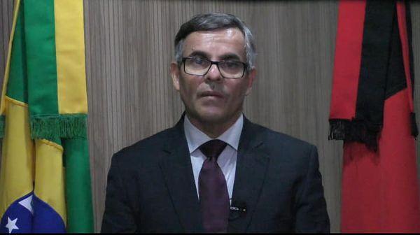 127184850 3468338069924284 3747969385453872127 n - Presidente do TRE deseja a Cícero Lucena 'grande administração' em João Pessoa