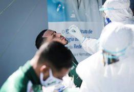 BRASILEIRÃO: Série A tem 57 jogadores infectados com Covid-19