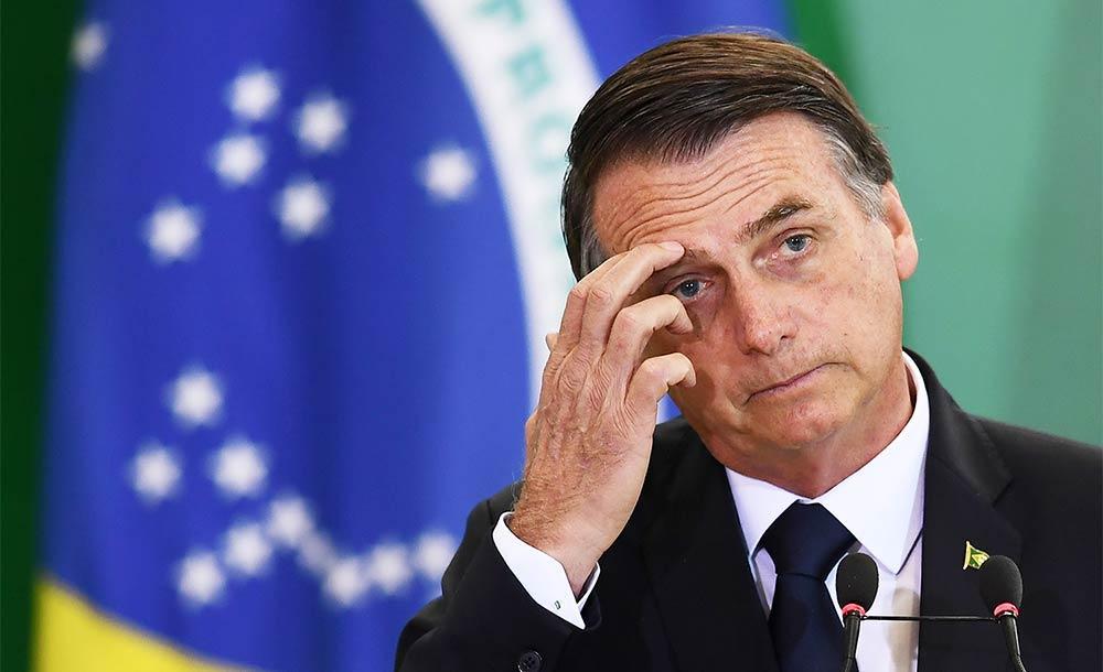 1480469 466468 - SEM FORÇA: Candidatos a prefeito apoiados por Bolsonaro saem derrotados no 2º turno
