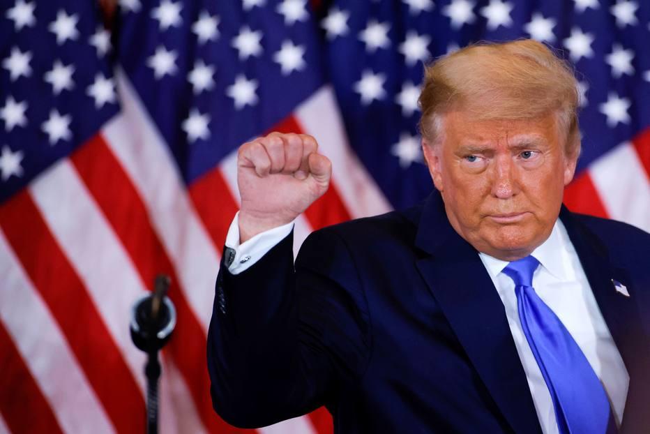 1604477792186 - TRANSIÇÃO DE GOVERNO: Trump troca oficiais da Defesa por nomes leais a ele e liga alerta no Pentágono
