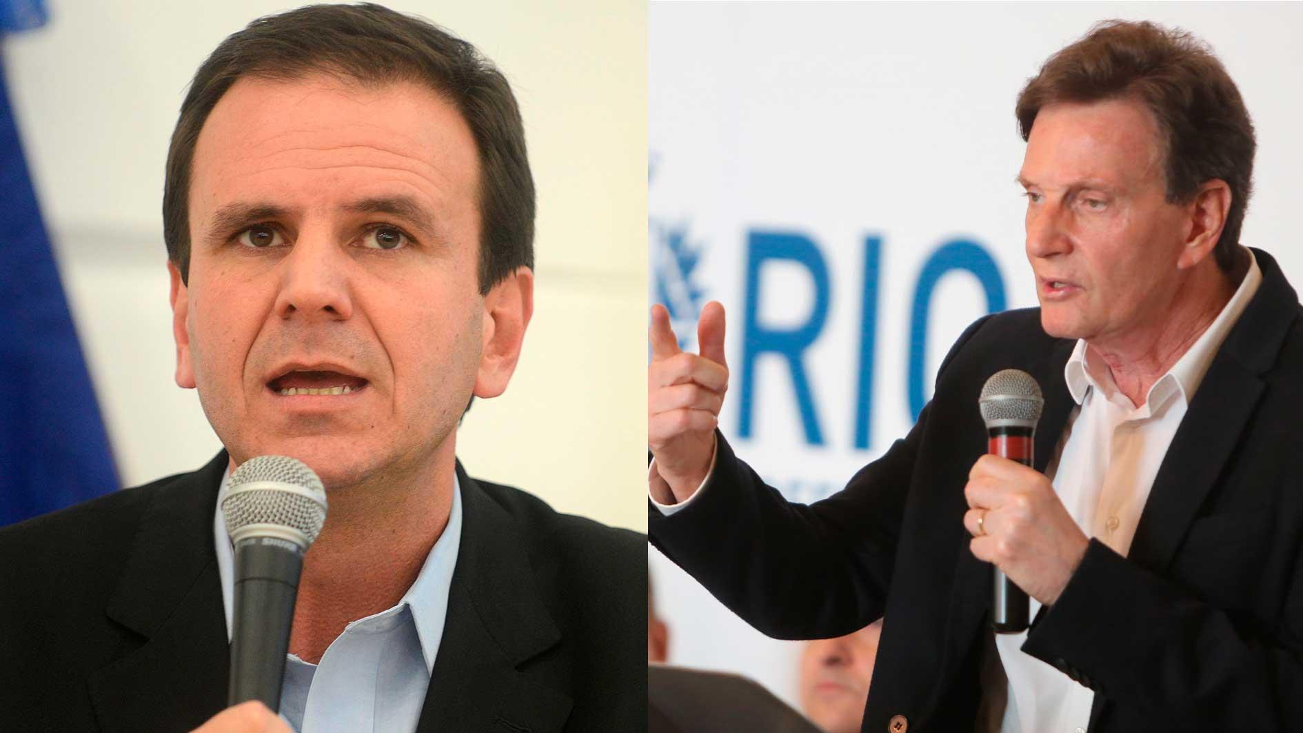 16051 5D107181337ADD82 - Datafolha no Rio: Paes tem 34%, Crivella 14%, e Martha 11%